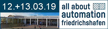 all about automation Friedrichshafen 2019