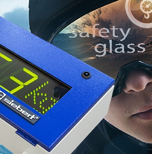Laminated safety glass for high standards